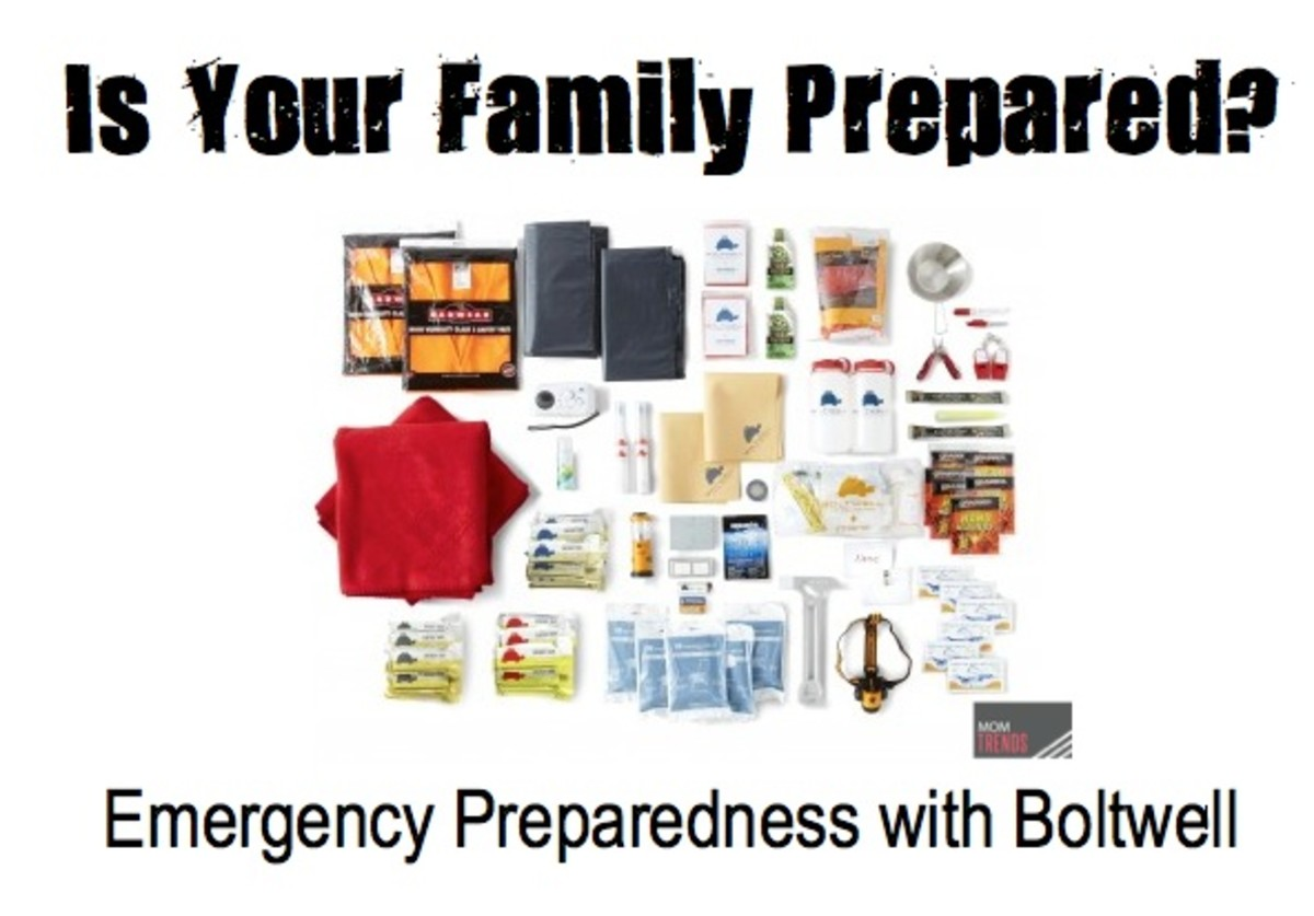 Emergency Preparedness with Boltwell