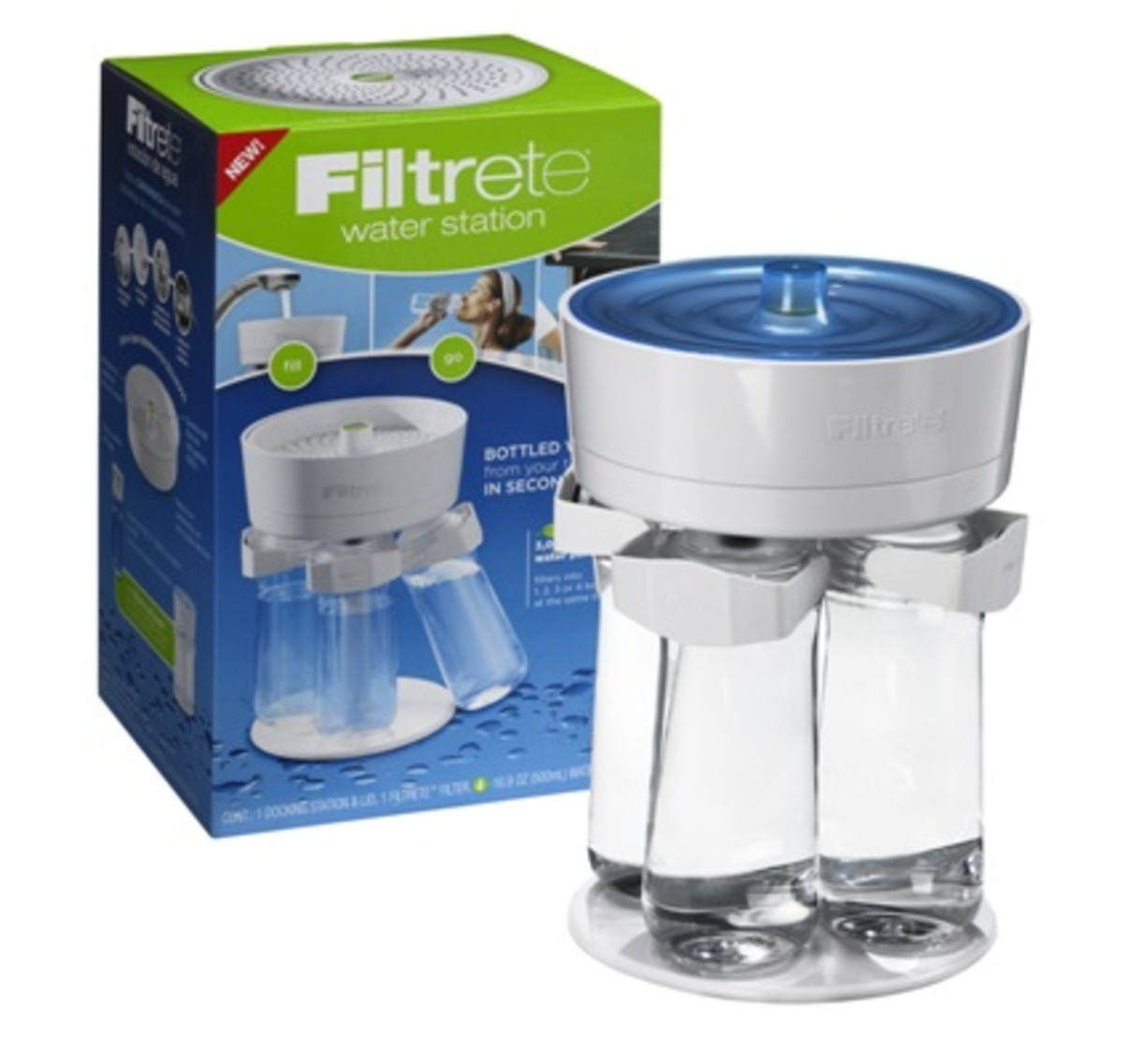 Filtrete Water Station from 3M