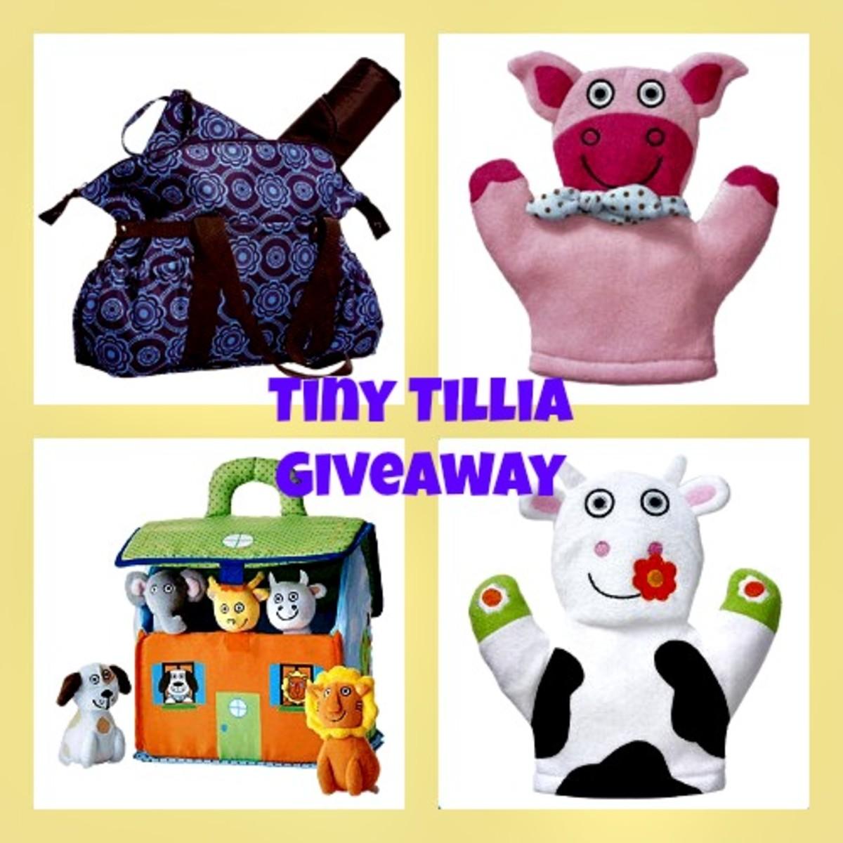 Tiny Tillia Giveaway