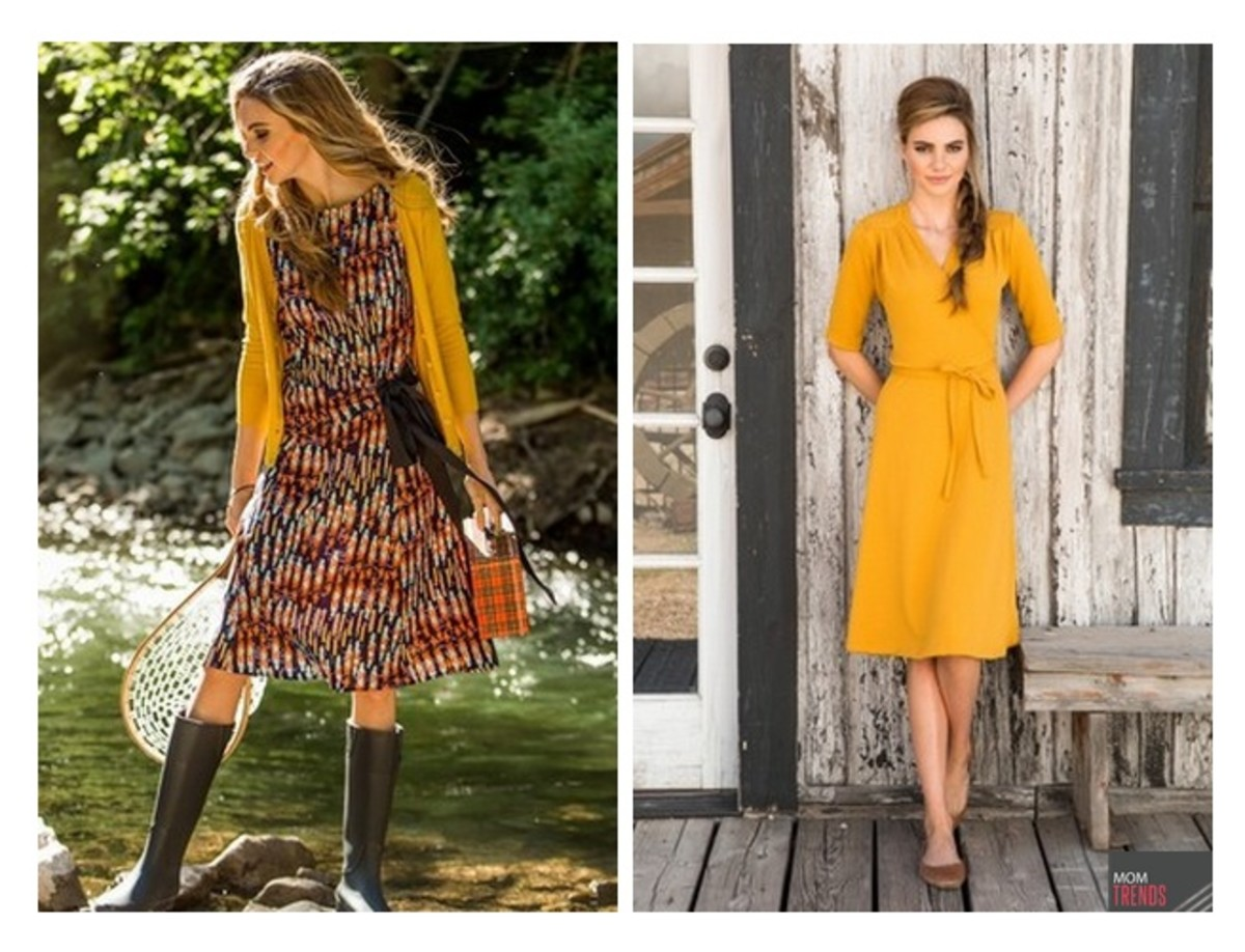 new dresses for fall