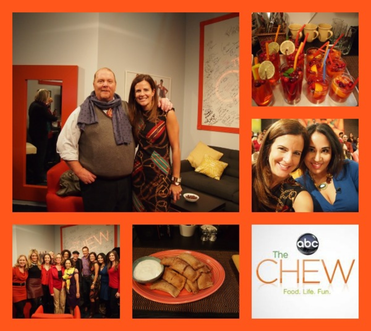 Chew Blogger Collage