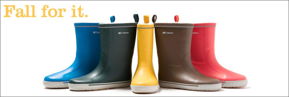 Tretorn Woman's Boots