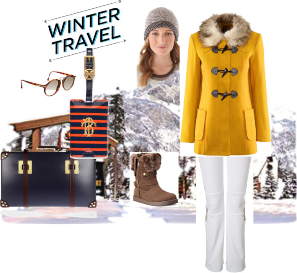 Winter Travel Inspiration