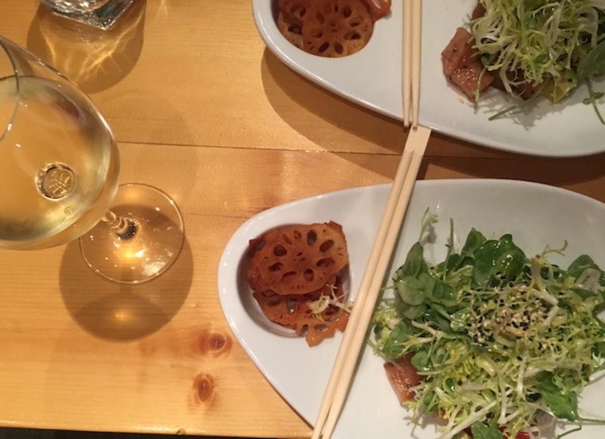 poke salads whistler