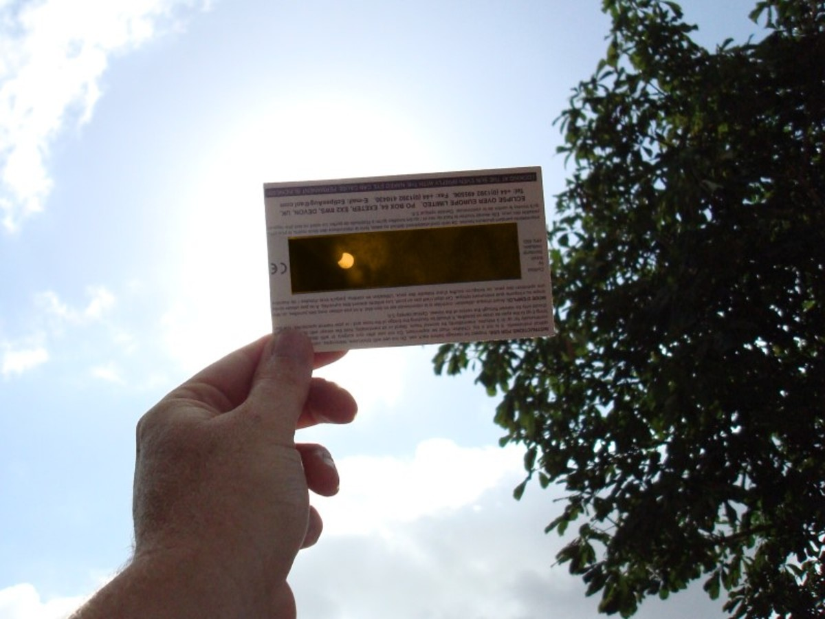 Watching the Solar Eclipse: Fun Facts, Family Activities ...