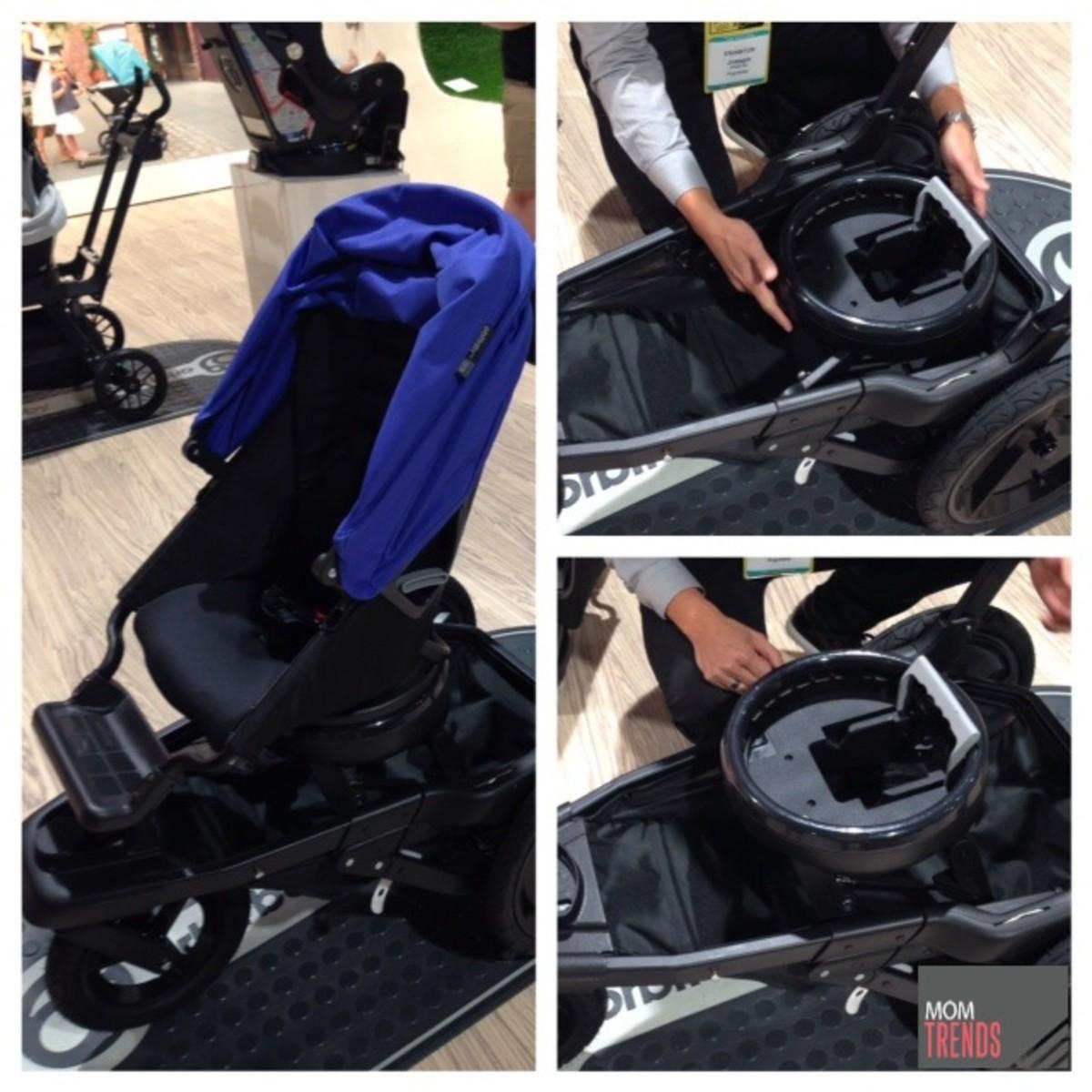 Orbit O2 stroller