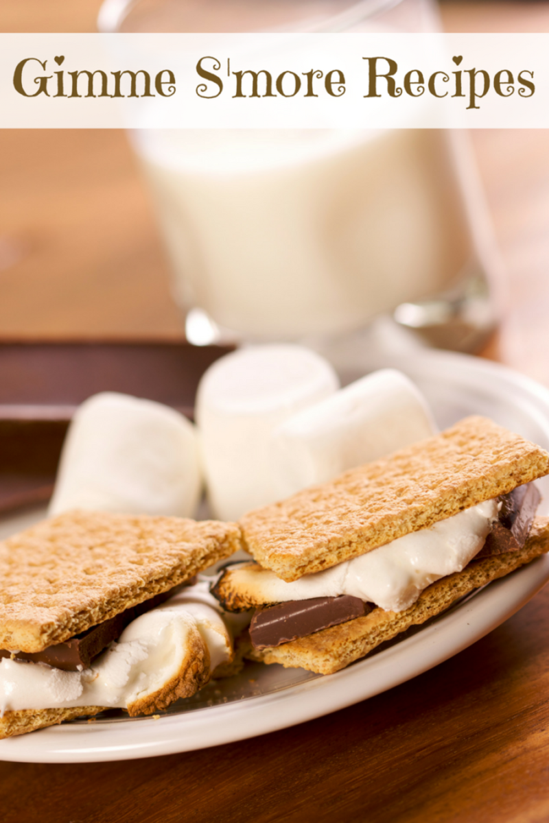 More S'more Recipes