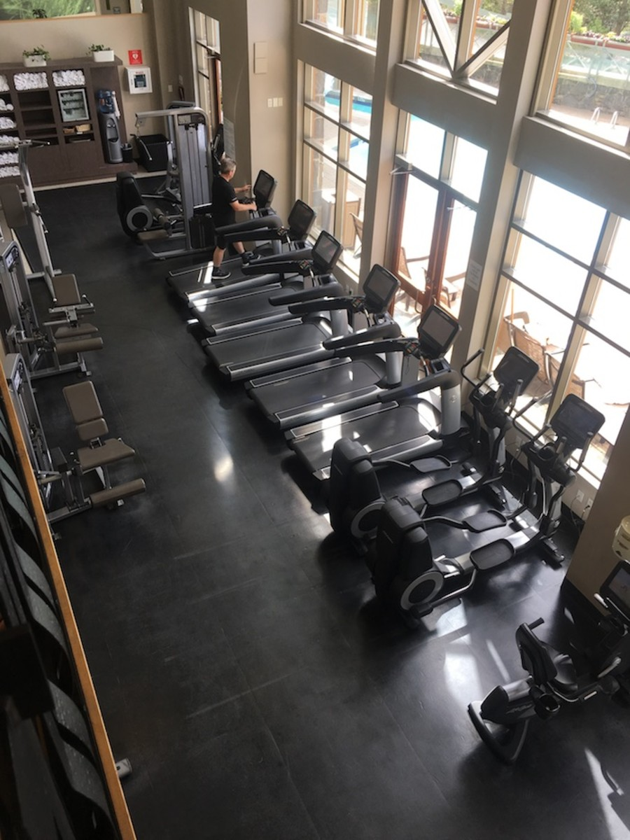 Westin Gym, Westin Wellness