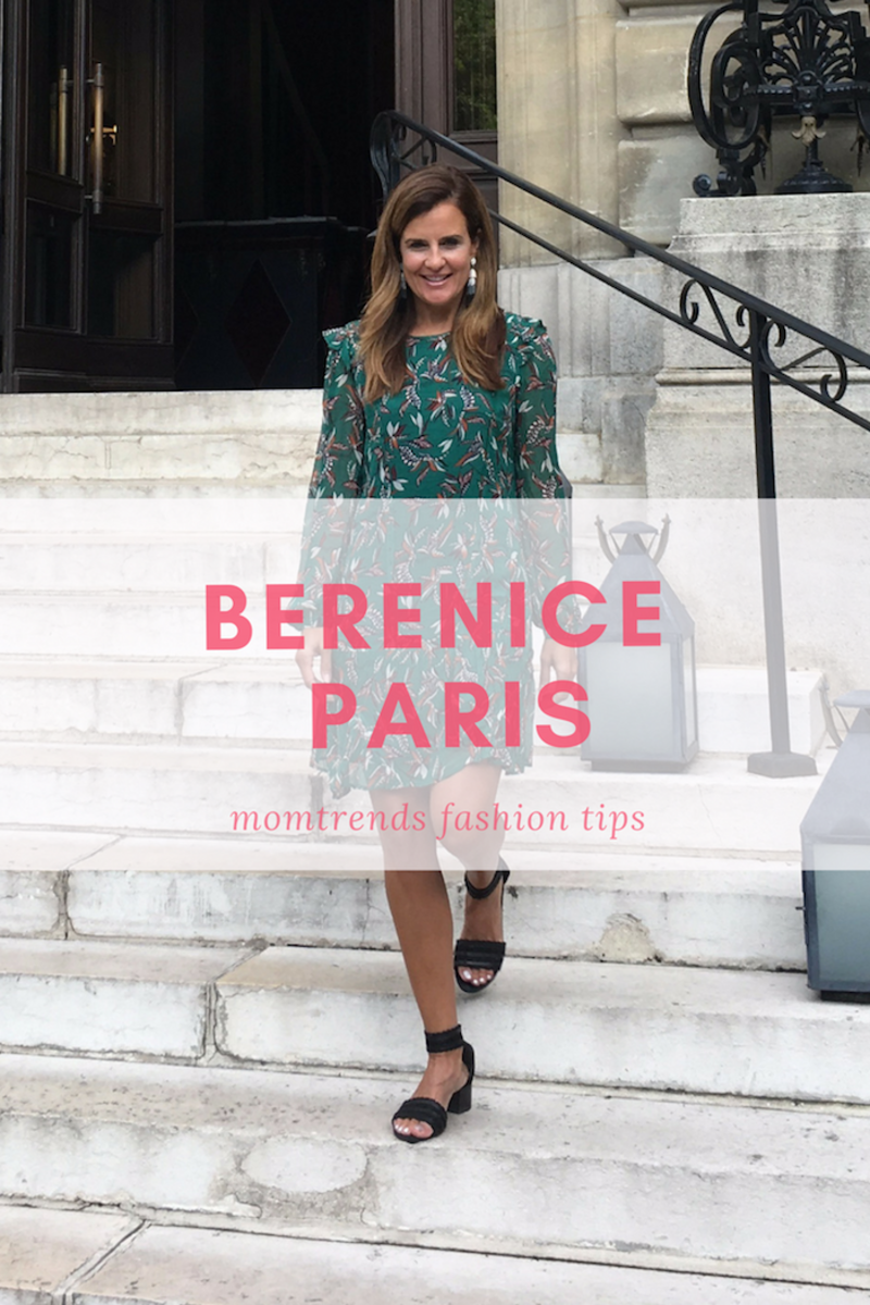 berenice dress fall 2017 paris