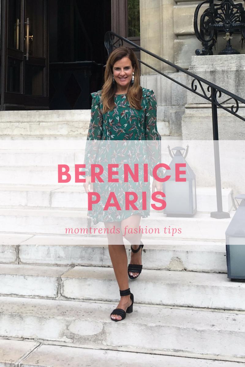 berenice dress fall 2017 paris