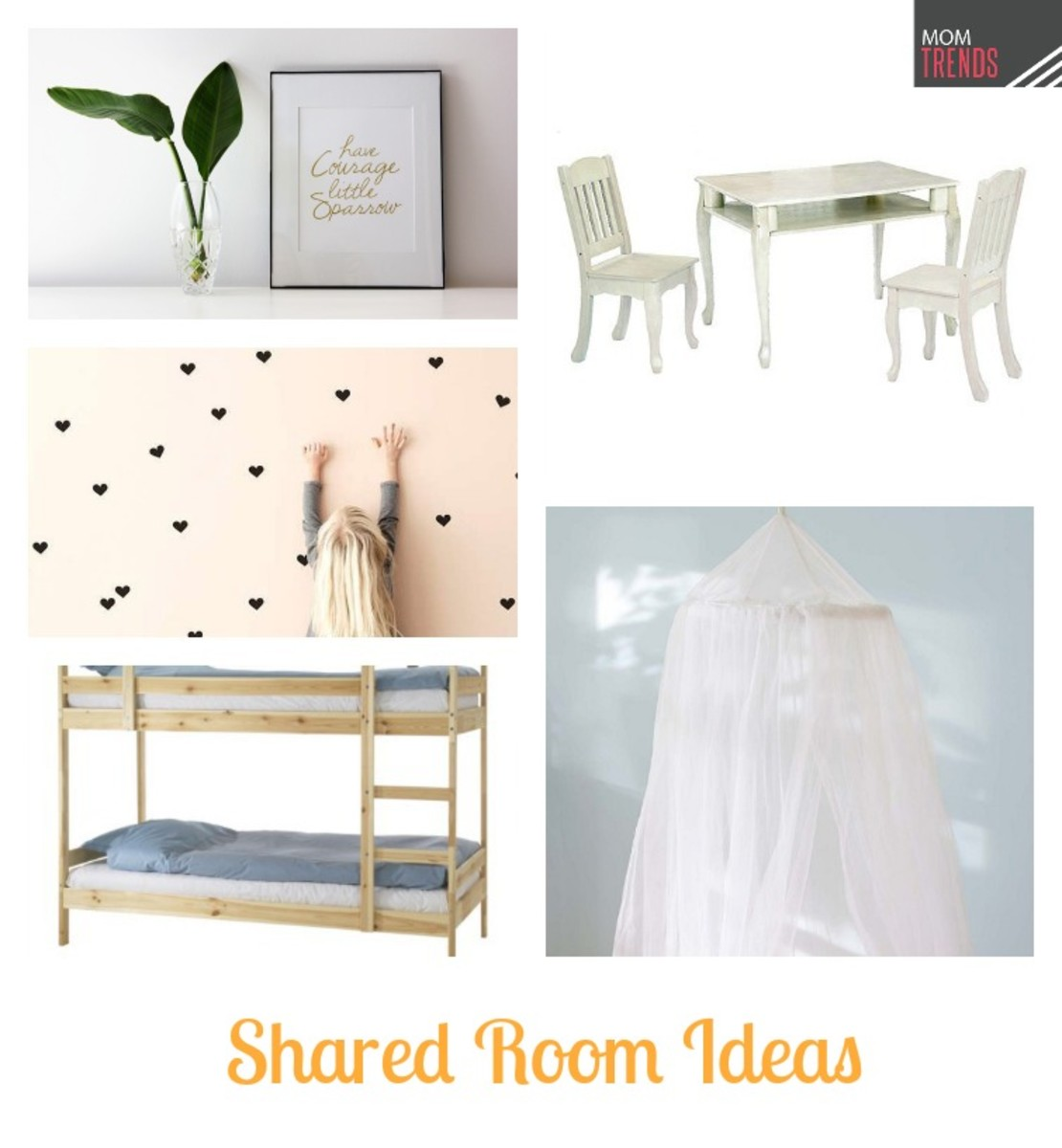 Shared Room Ideas for Kids