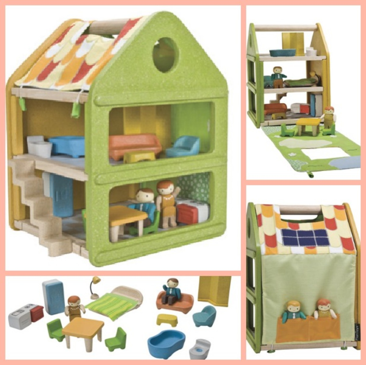 Woodworking playhouse plan toys PDF Free Download
