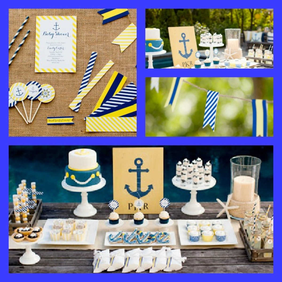 Perfect Summer Theme Baby Shower Ideas 650 x 650 · 160 kB · jpeg