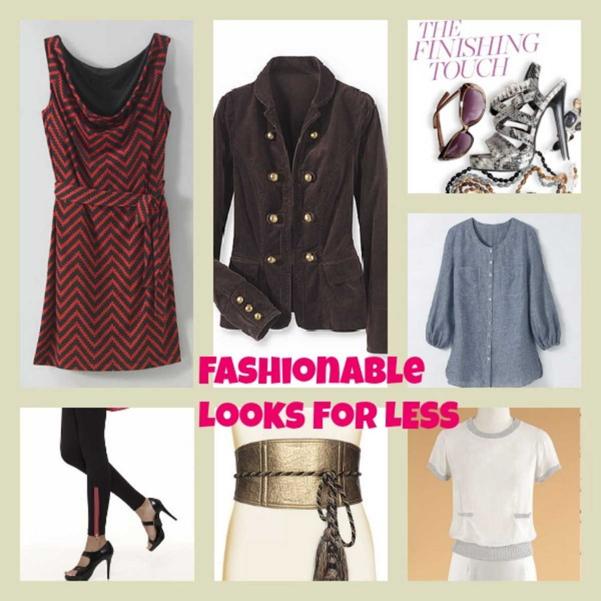Momtrends reviews the latest looks for less on UltimateOutlet.com