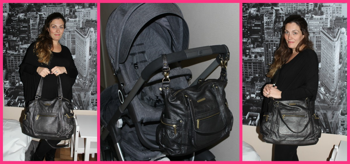 Timi and Leslie Diaper Bag