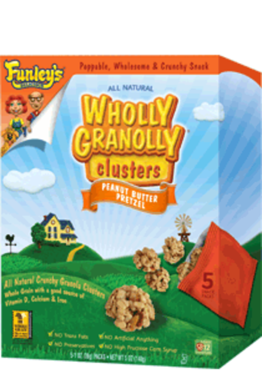Wholly Granolly Granola Clusters