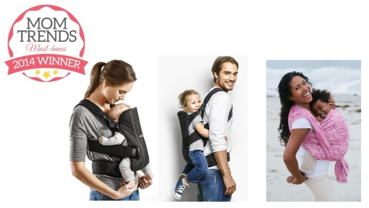 Best New Baby Carriers