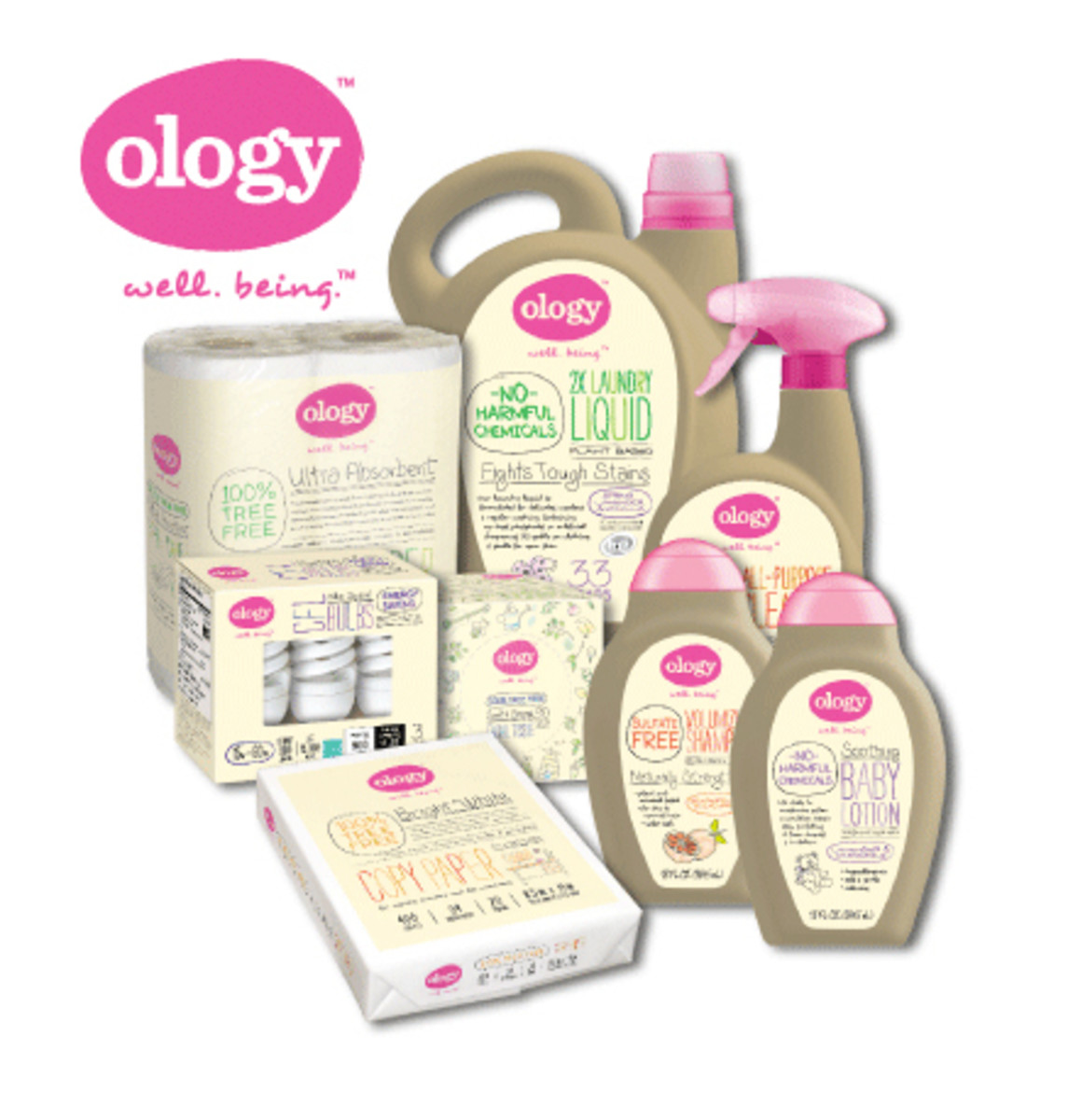 ology for walgreen's
