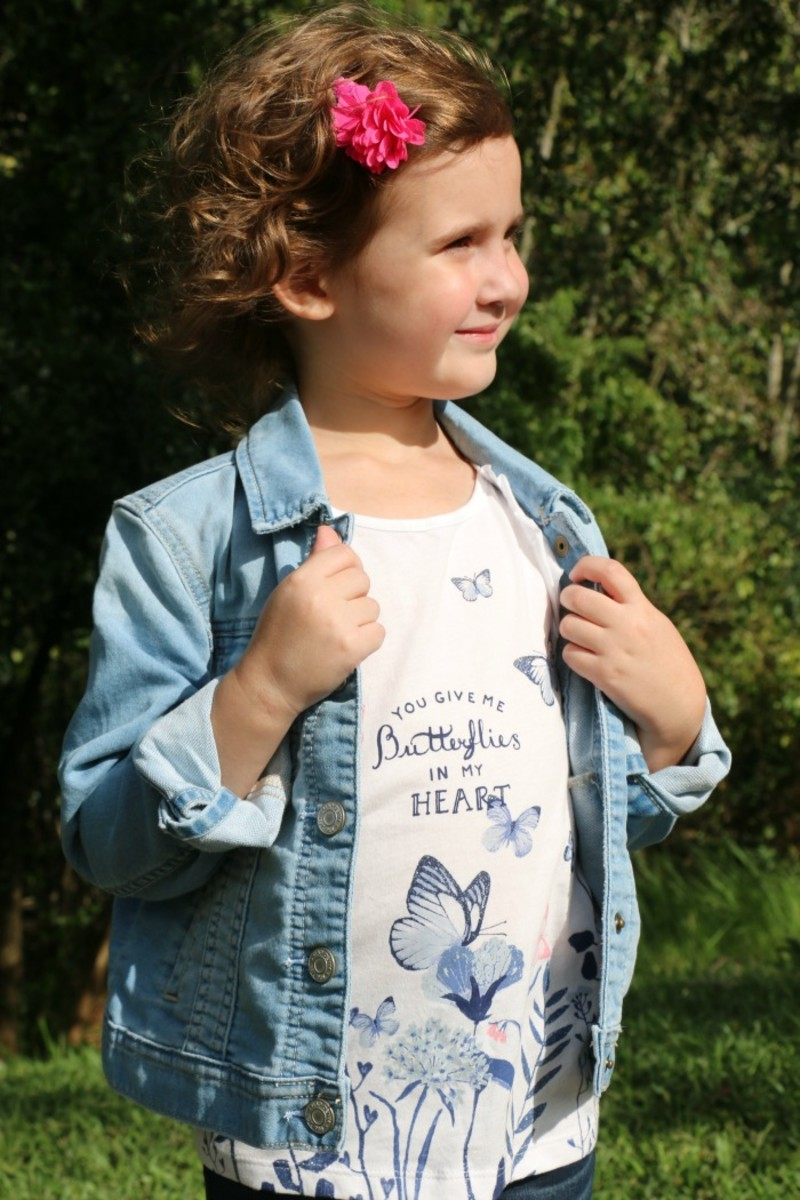 denim jacket for girls