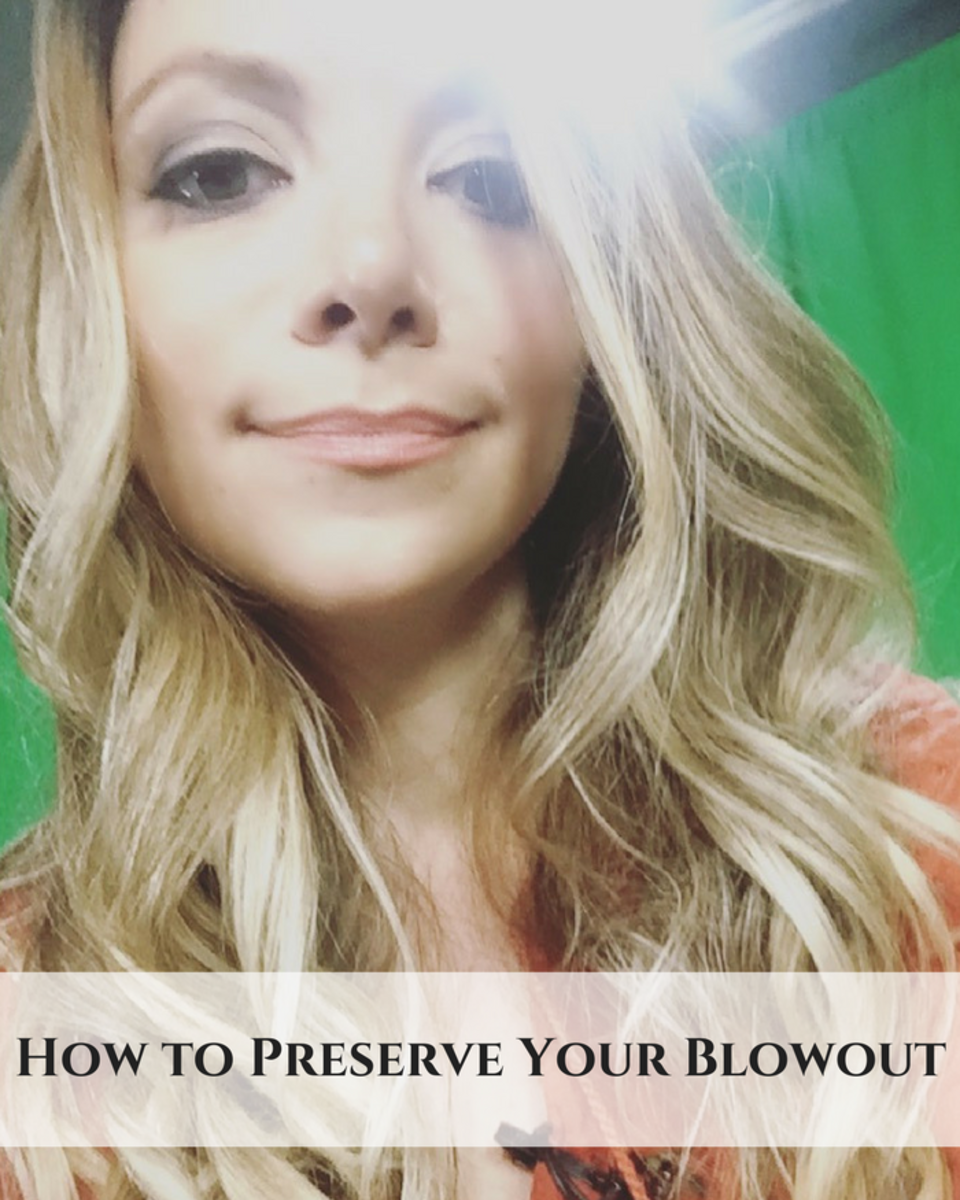 How to Preserve Your Blowout