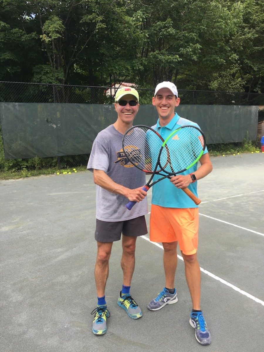 Tennis at topnotch