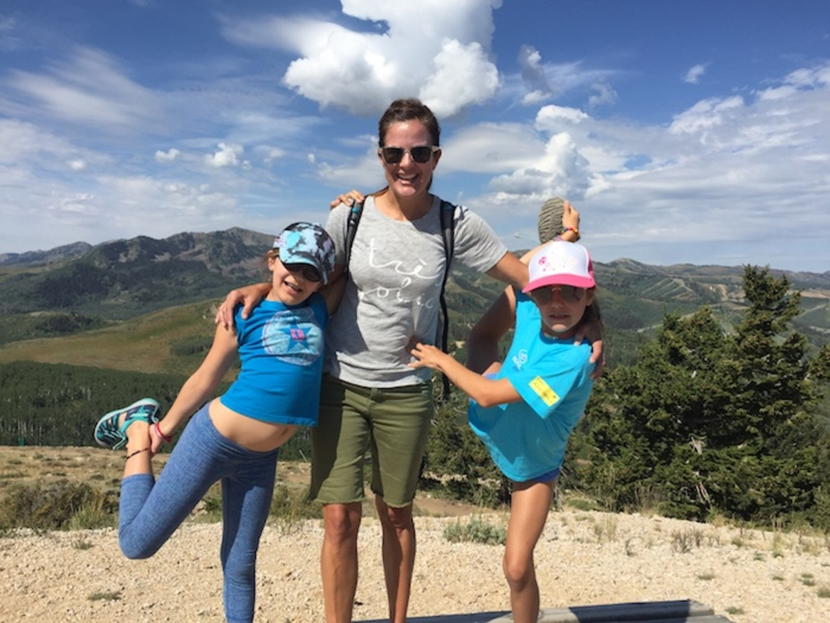 Hiking in Park City