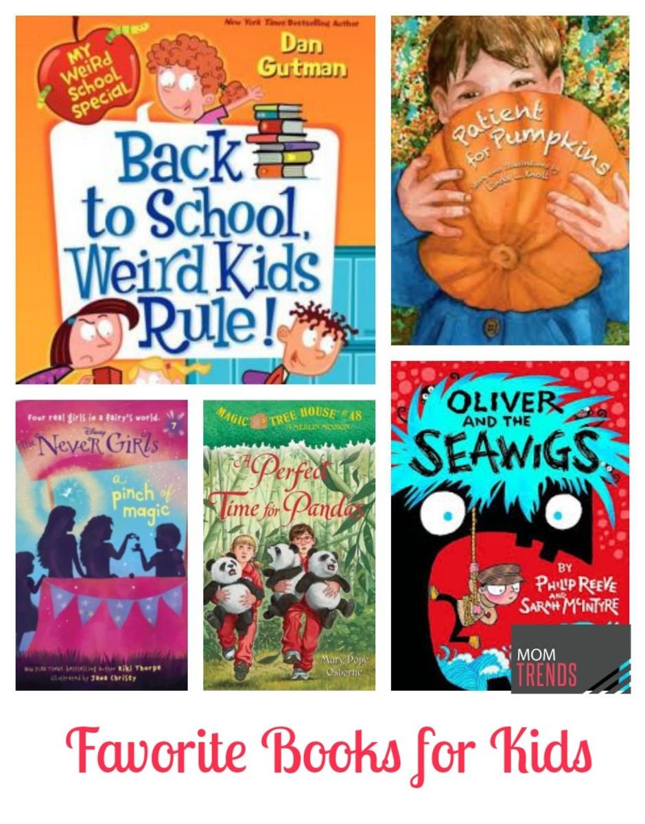 Kids' Book Club Picks