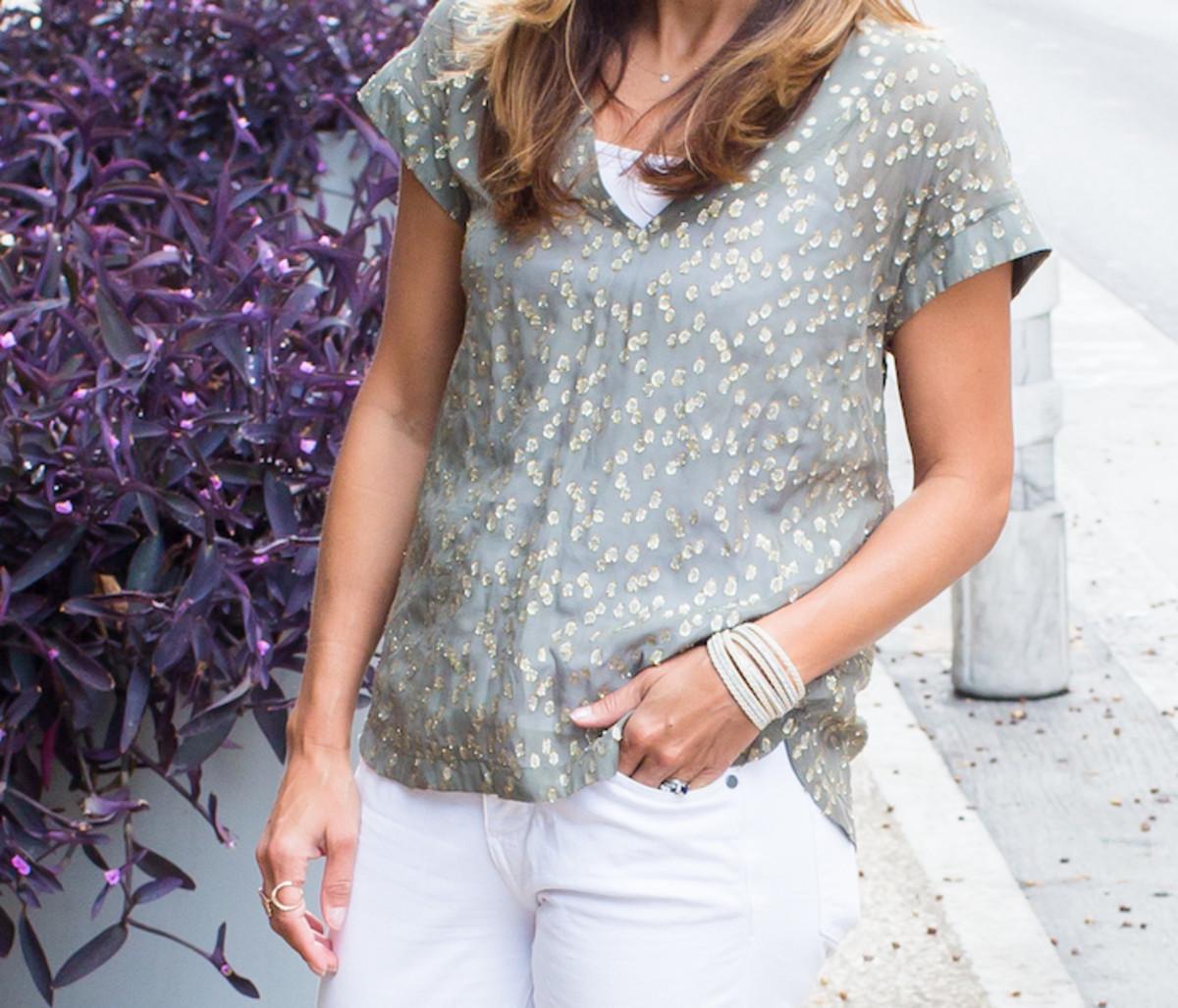 Copenhagen blouse
