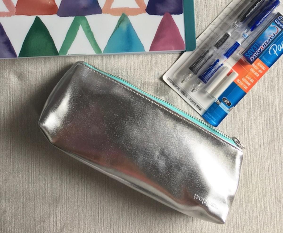 Poppin pencil case