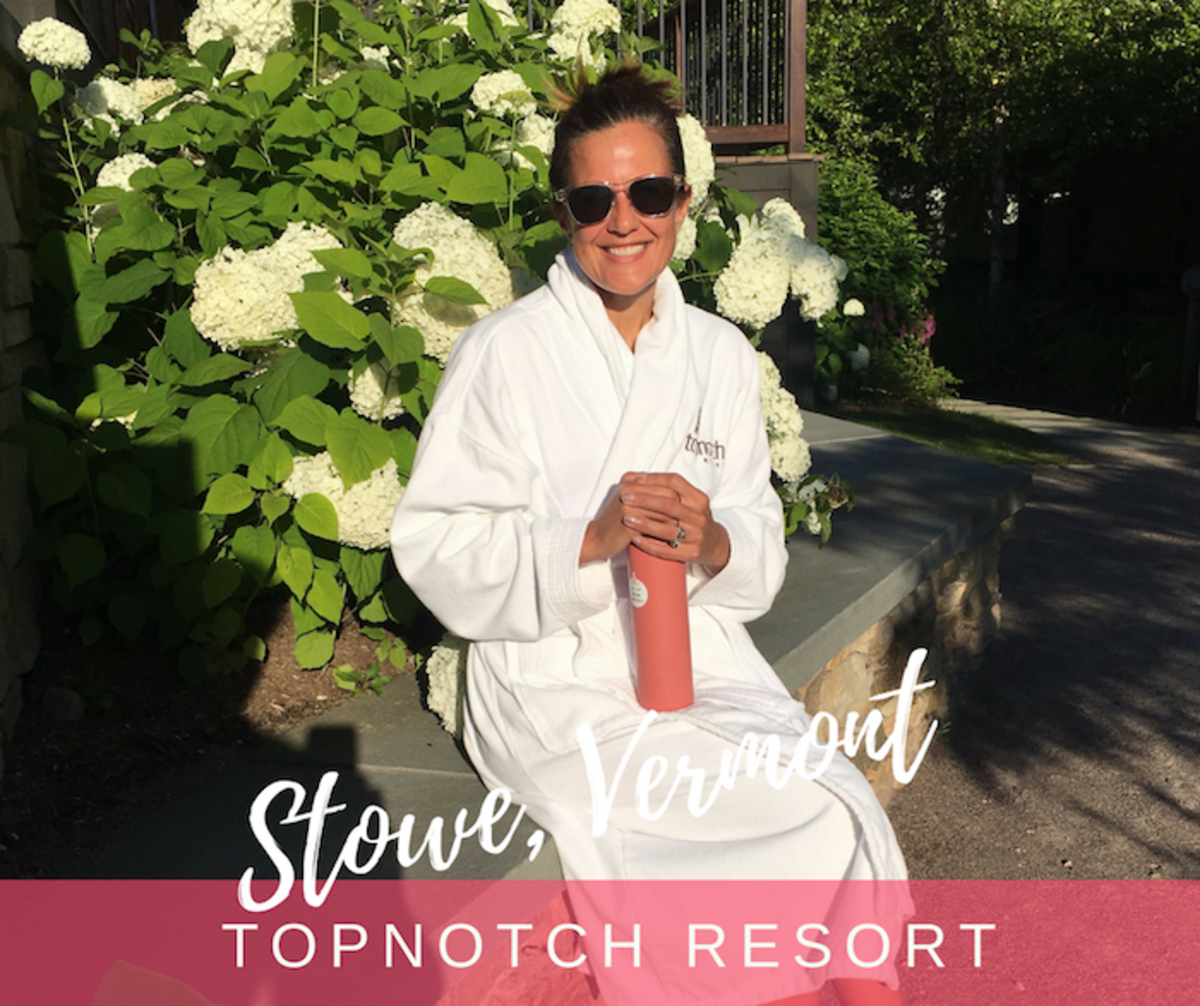 Vermont Getaway Topnotch Resort Review