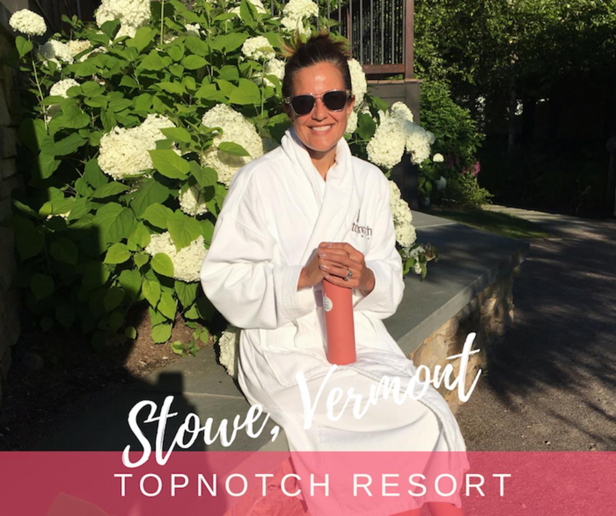 Vermont Getaway Topnotch Resort Review