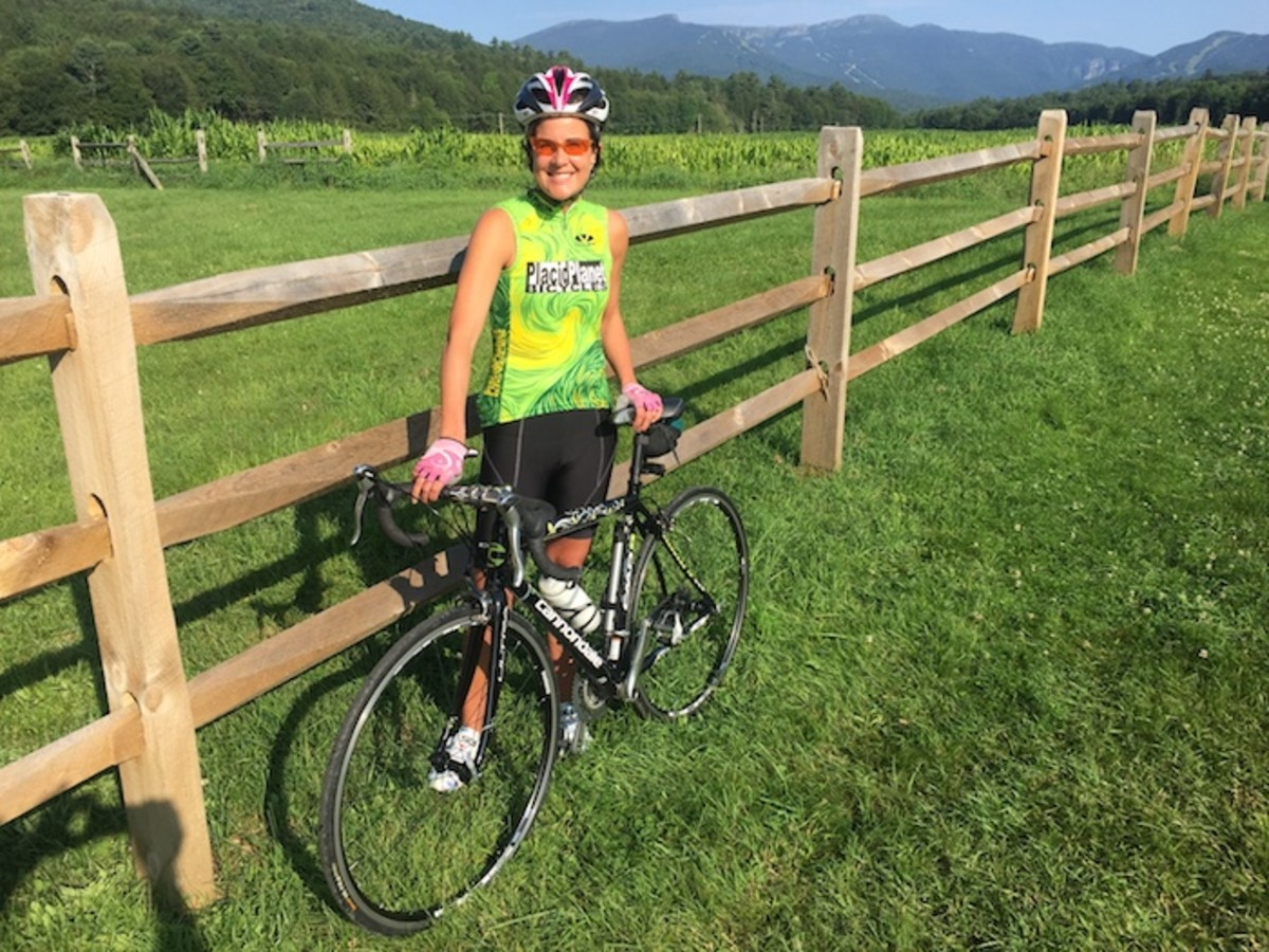 Cycling in Stowe Vermont