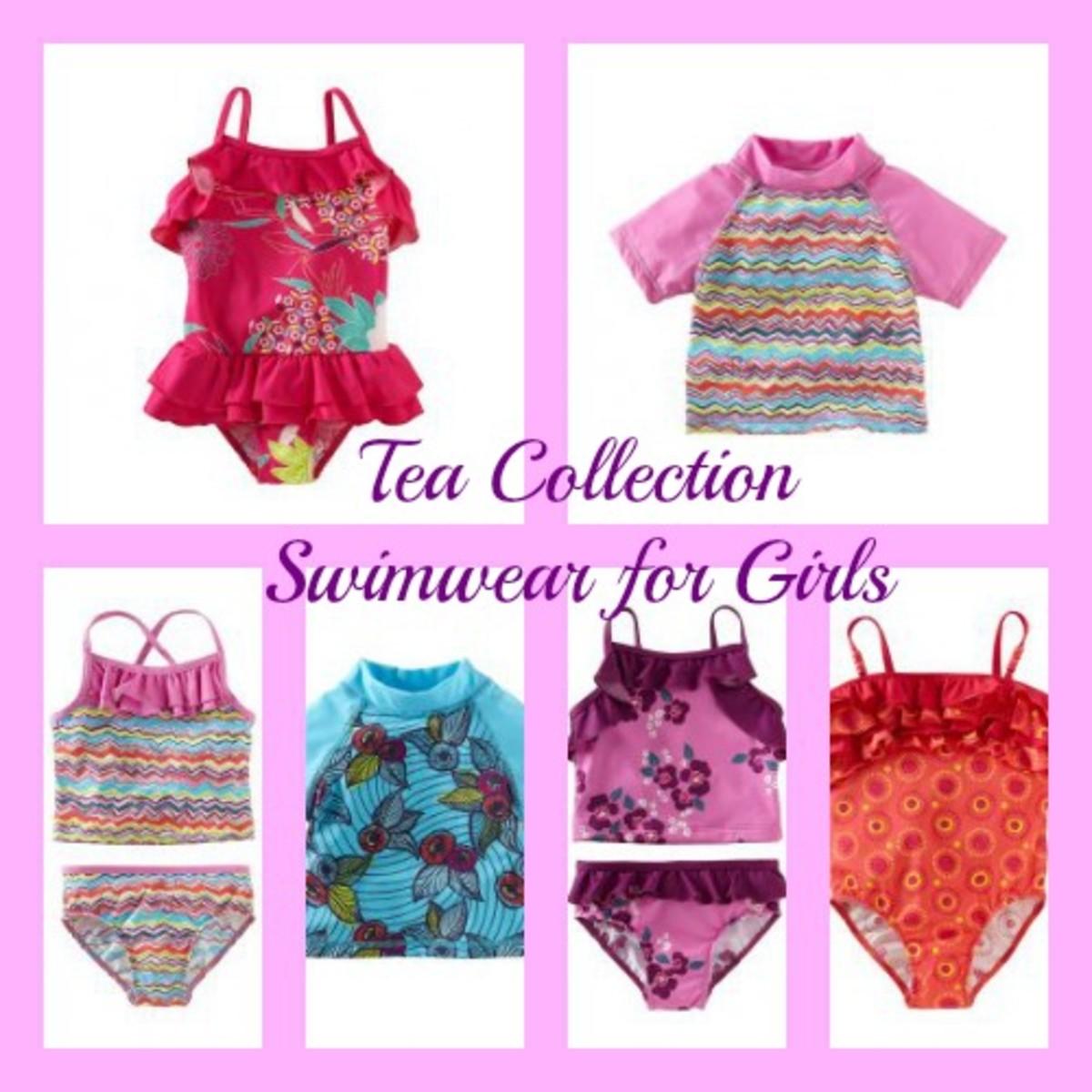 New Tea Collection Swimwear