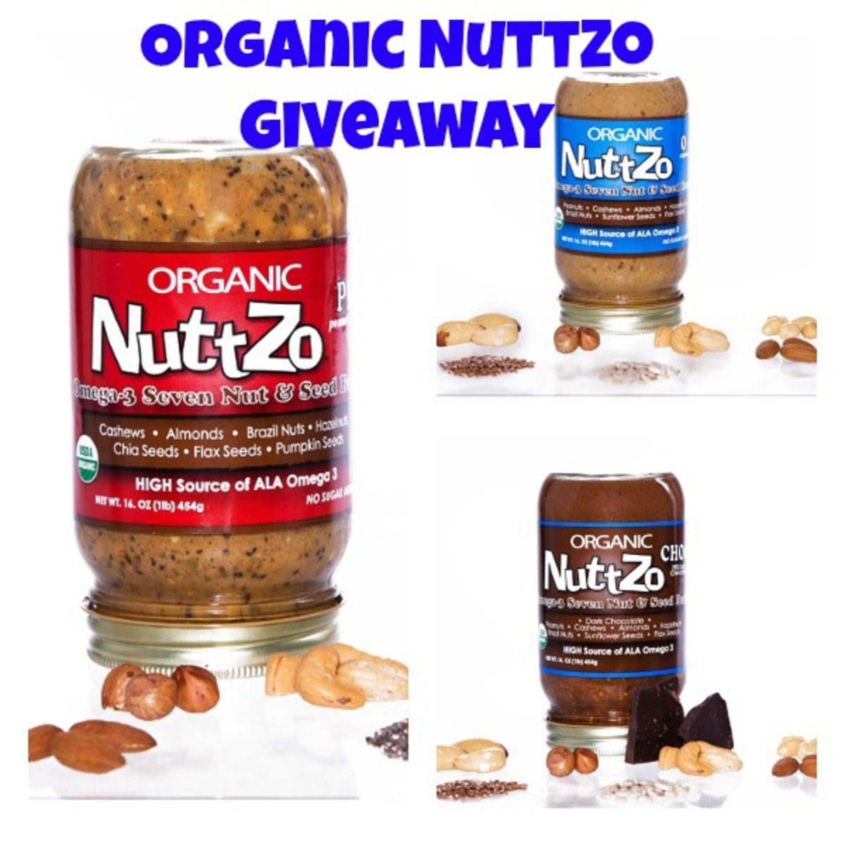 Win some NuttZo on Momtrends