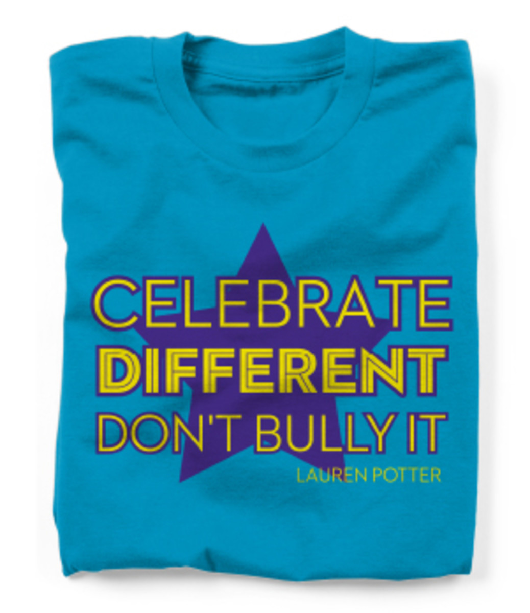 Bullying Prevention Campaign with Custom T-shirts