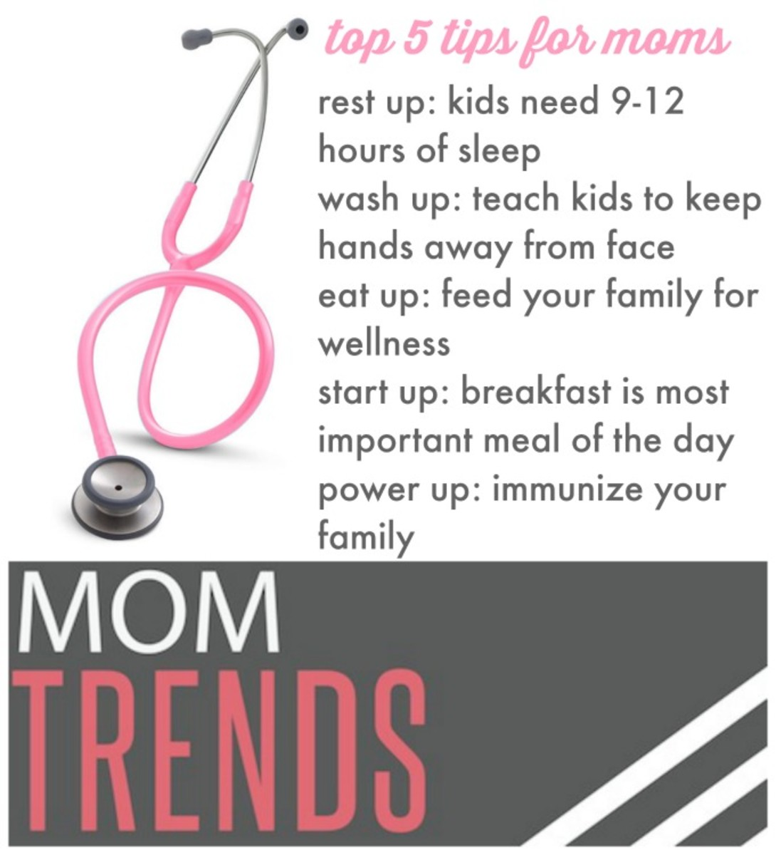 health tips for moms