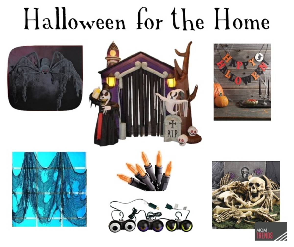 Halloween Decorations for Home