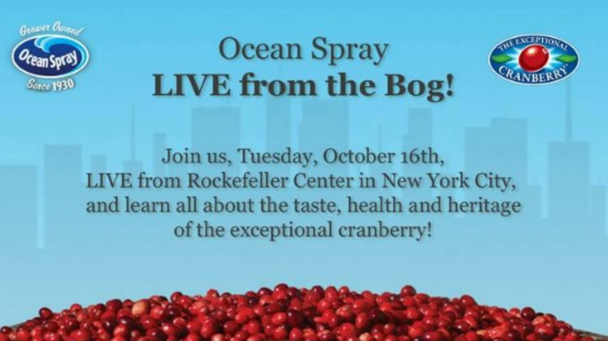 ocean spray ustream