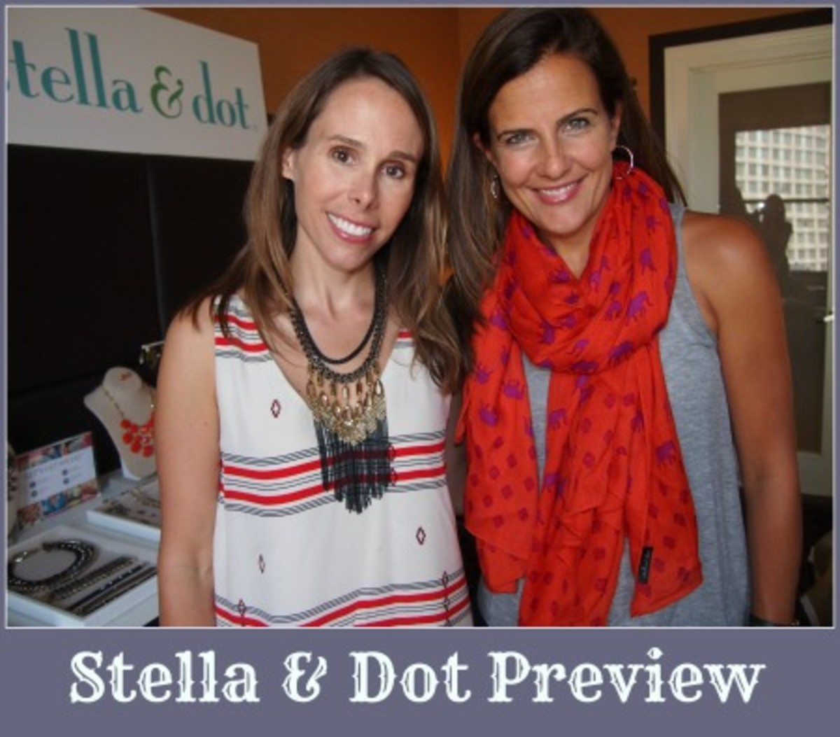 stella dot at home sales