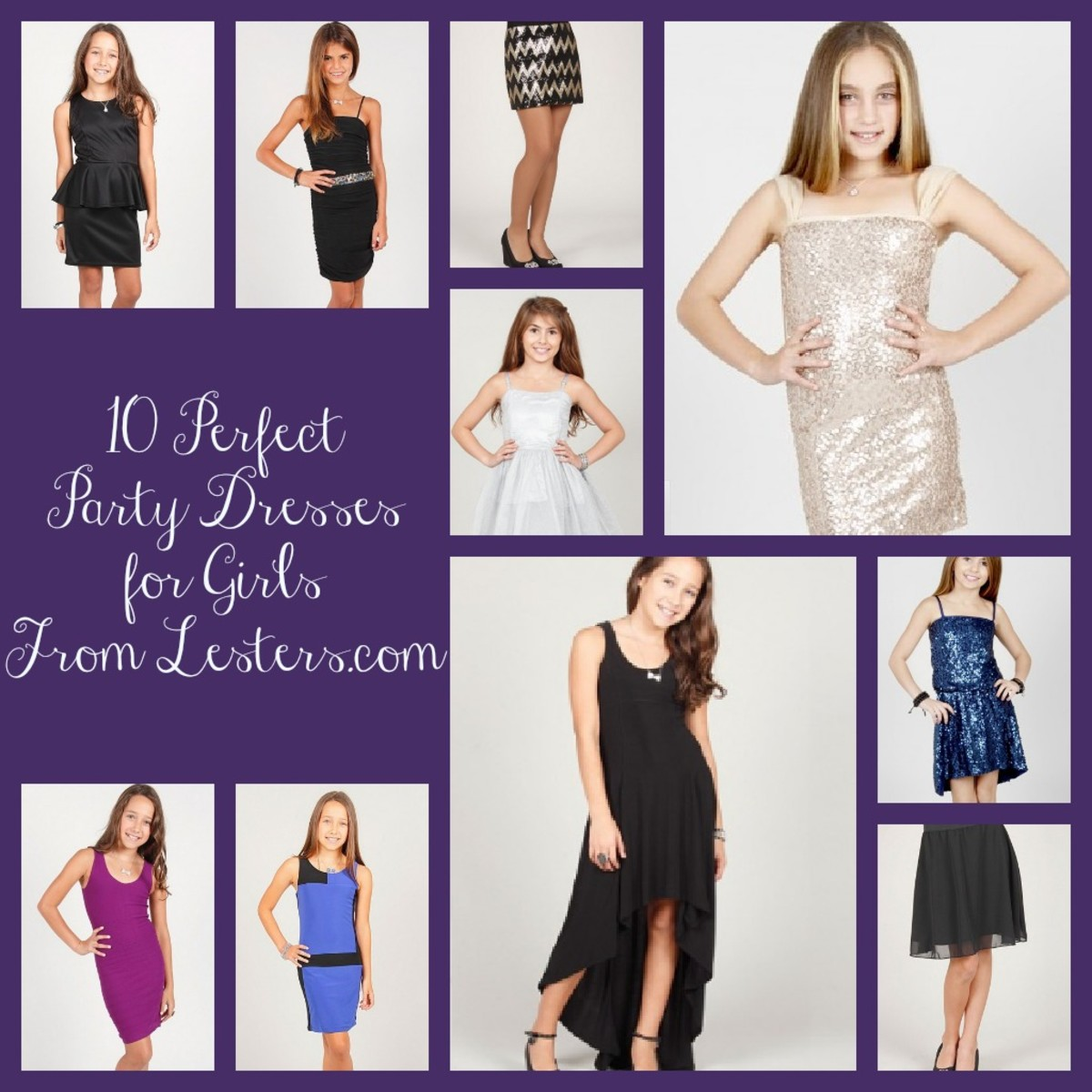 perfect party dresses for girls