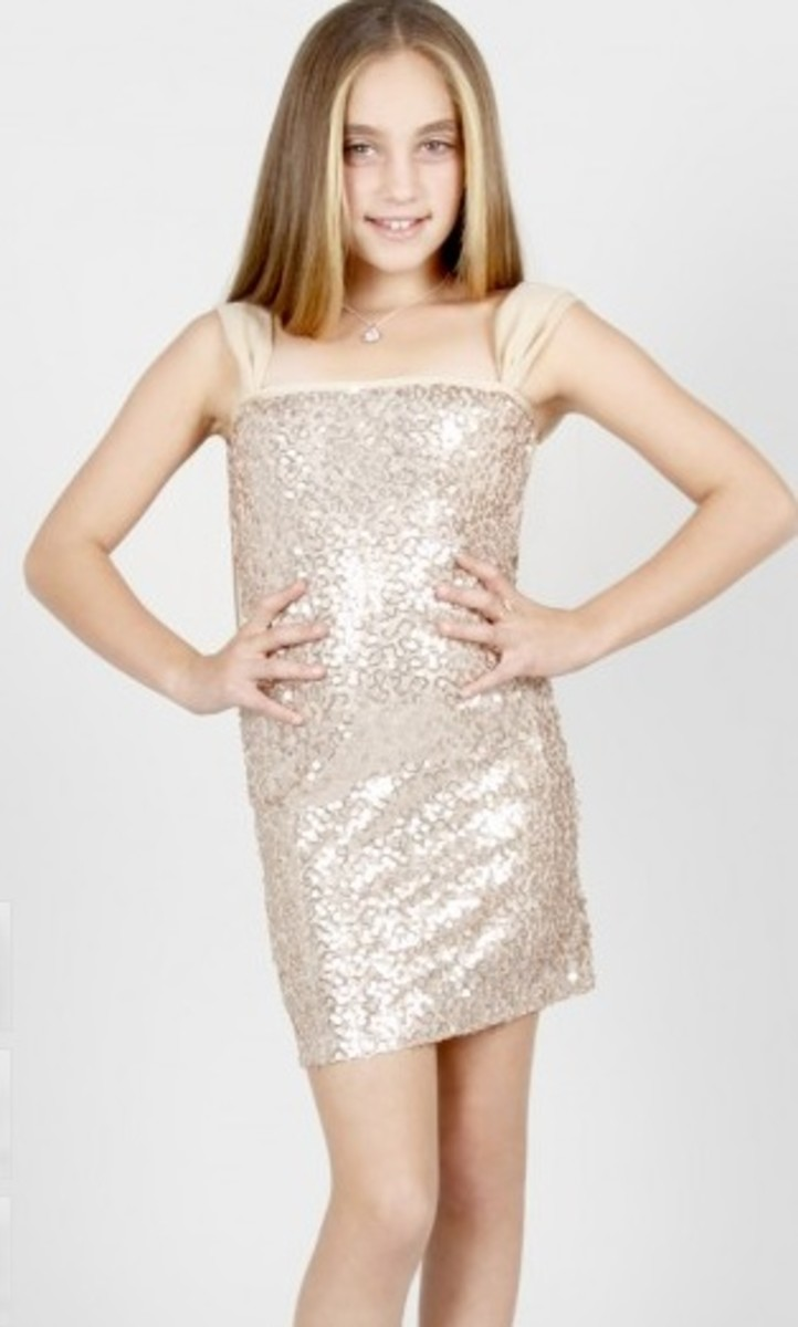 Two Piece Dresses For Tweens