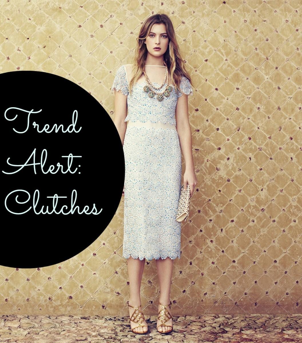 trend alert clutches