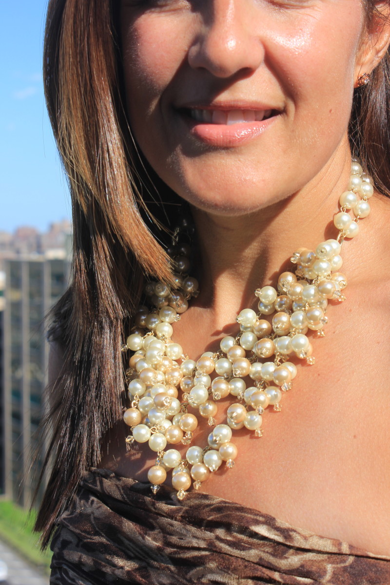 stella & dot pearls