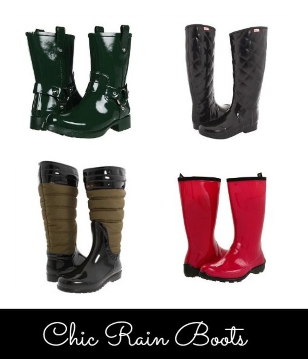 Cool Rain Boots - MomTrendsMomTrends