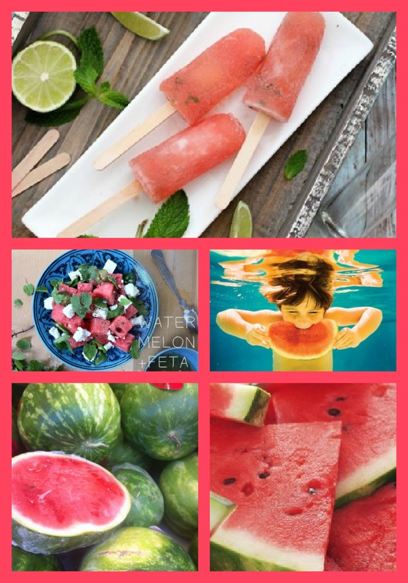Mouth Watering Watermelon Tips