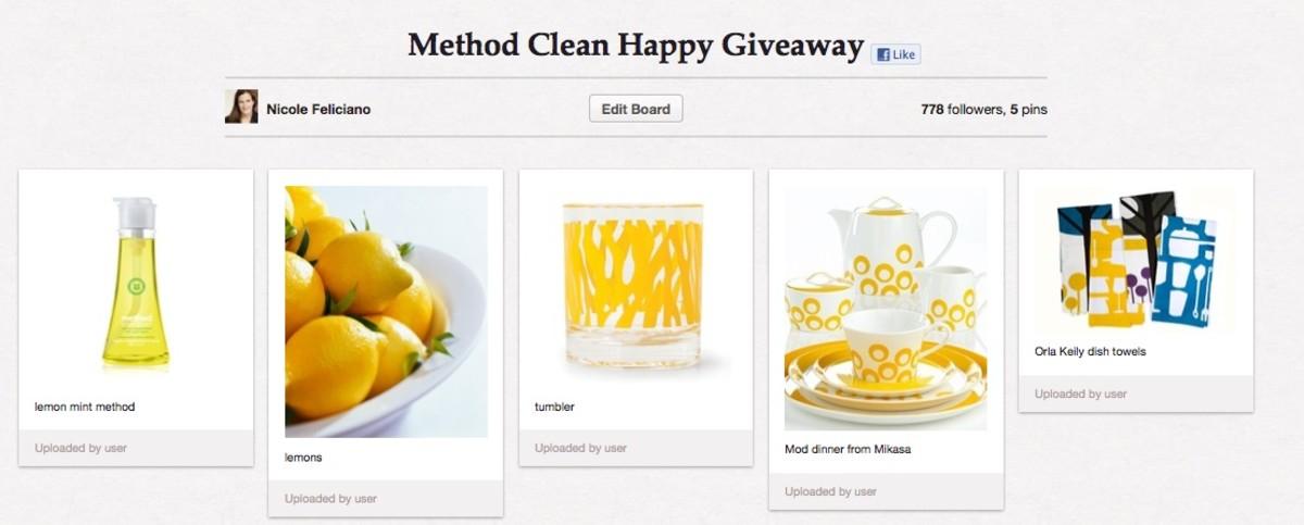clean happy pinterest