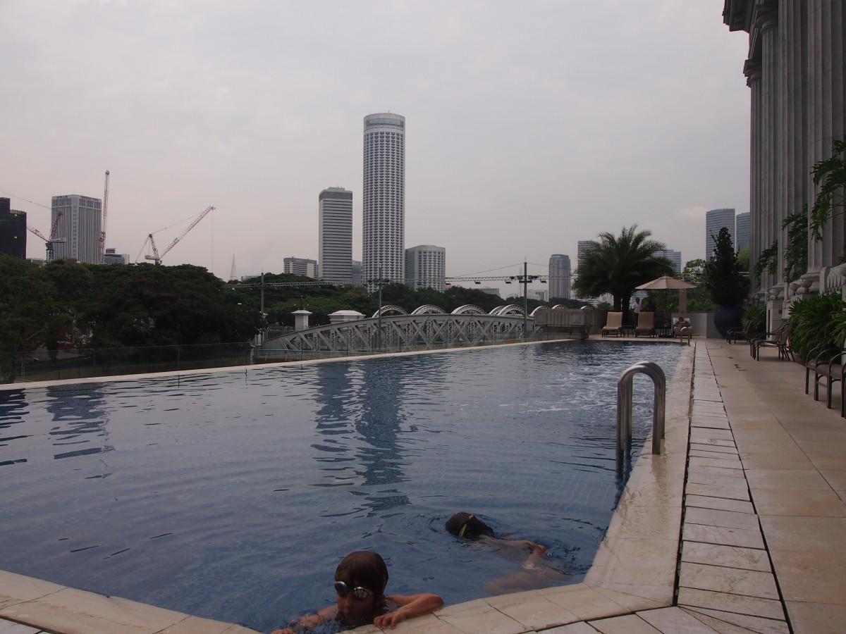 Fullerton Hotel Singapore Momtrends Family Reviewmomtrends