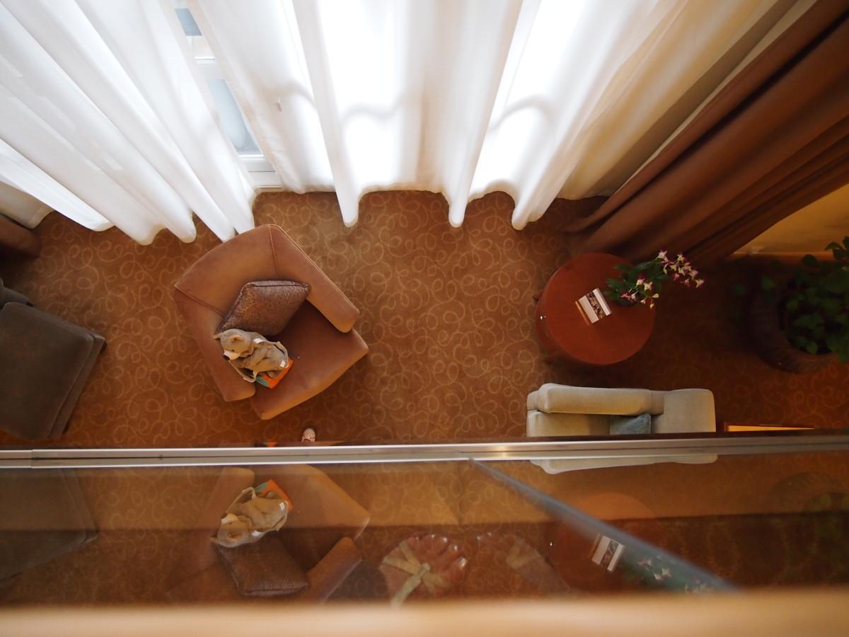 duplex room fullerton