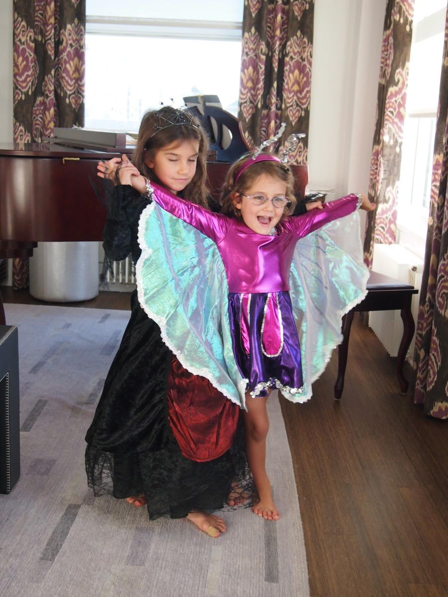 chasing fireflies costumes