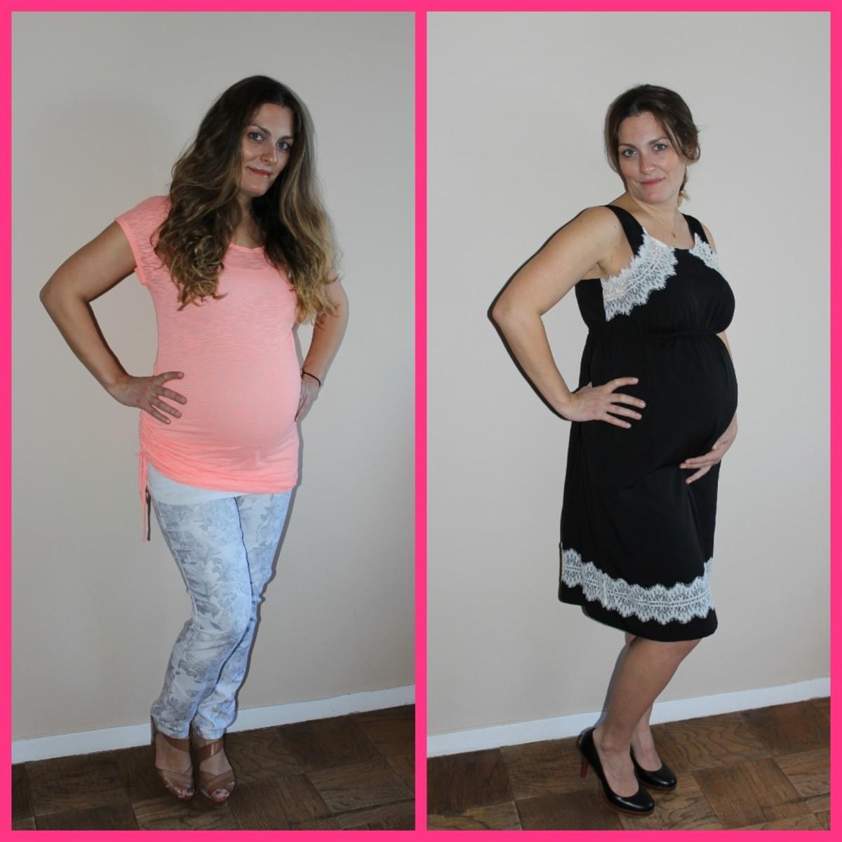 Jessica Simpson Maternity